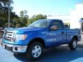 Blue Flame Metallic 2010 Ford F150 Gallery