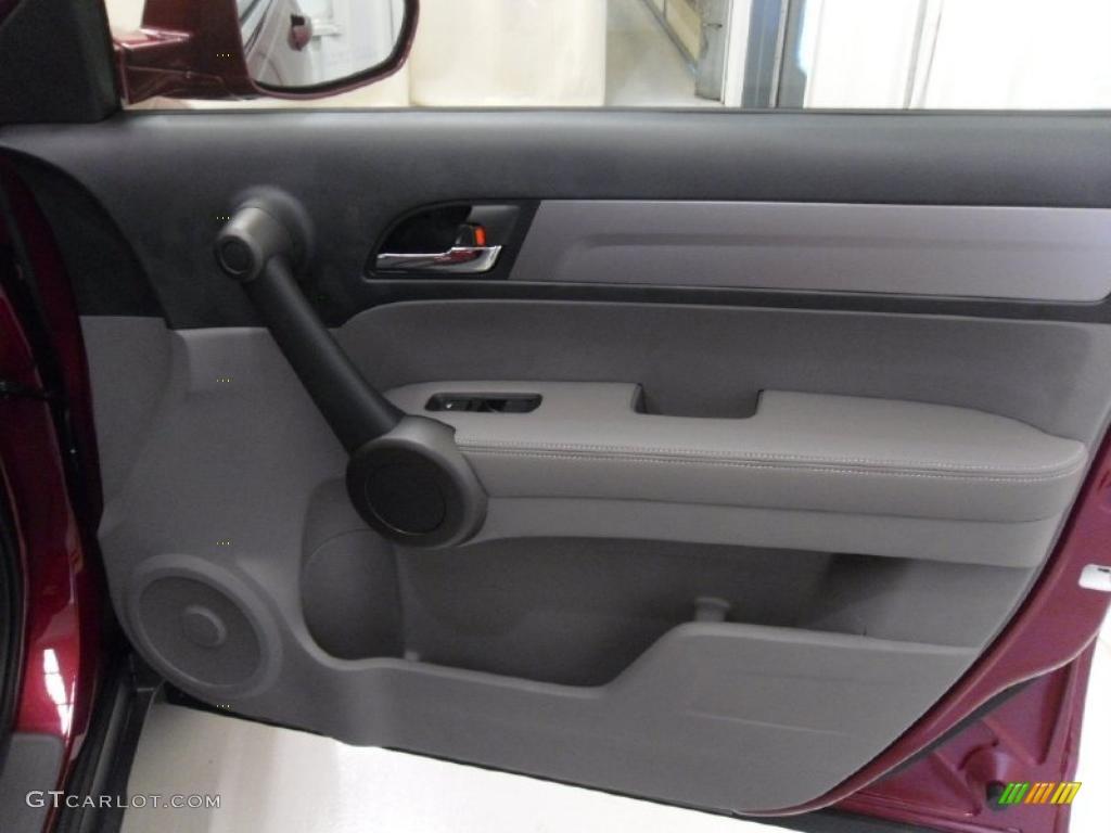 2011 Honda Cr V Ex L Gray Door Panel Photo 38933658