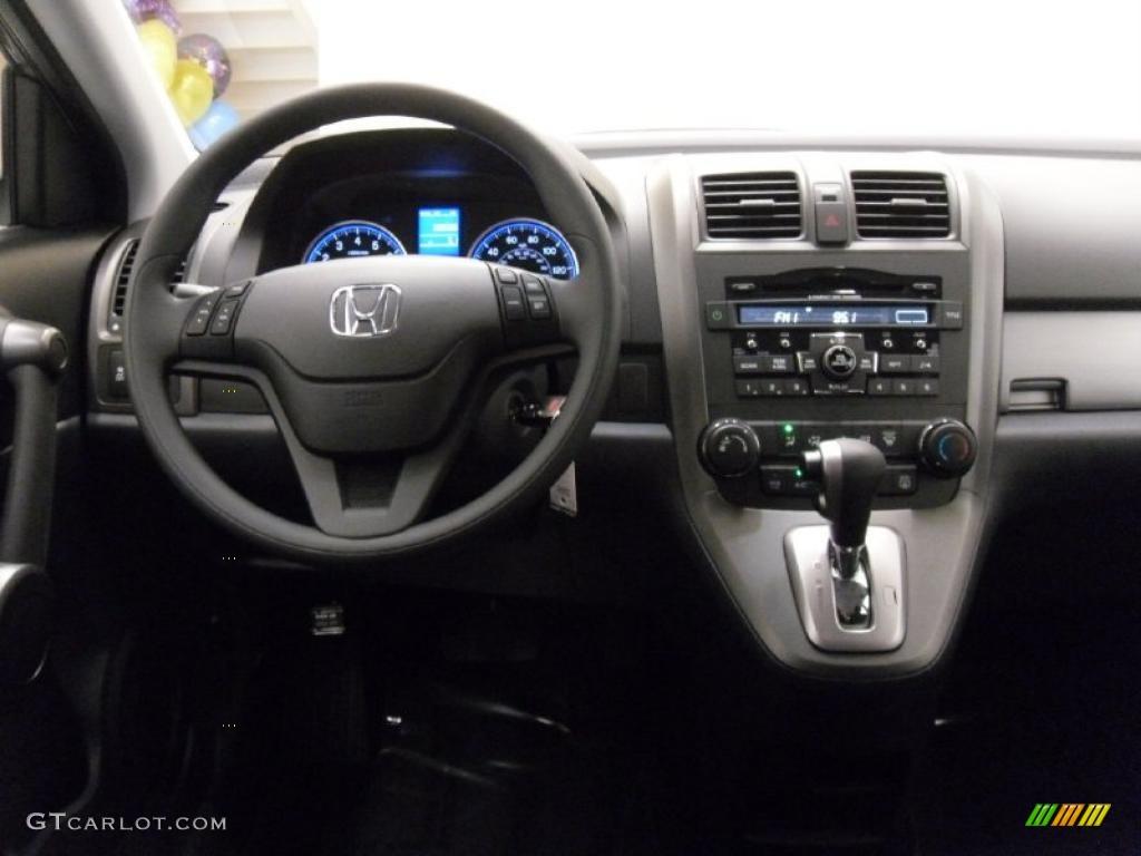 2011 Honda Cr V Se Black Dashboard Photo 38934570