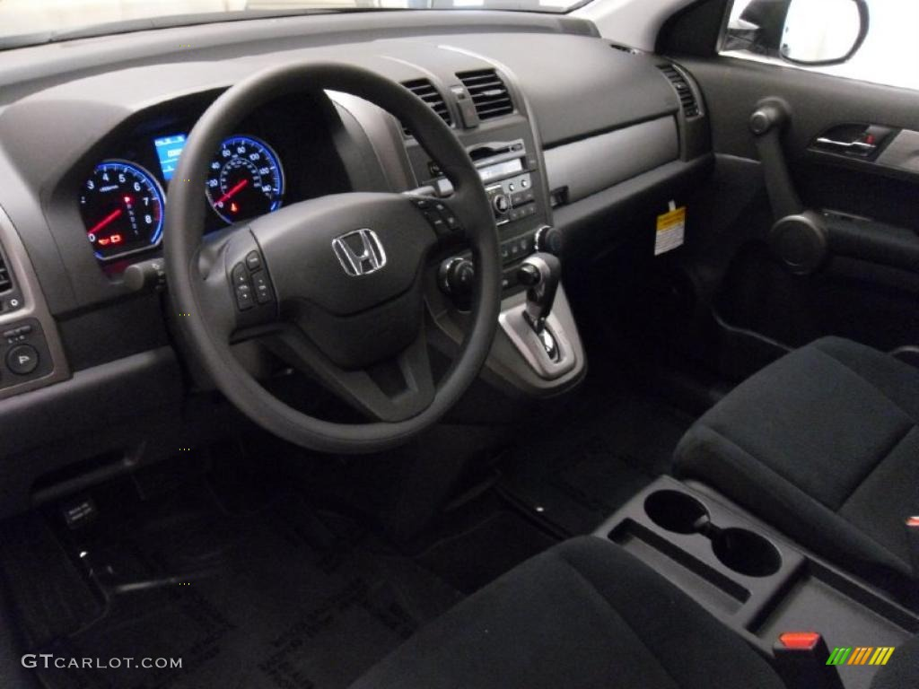 Black Interior 2011 Honda Cr V Se Photo 38934774