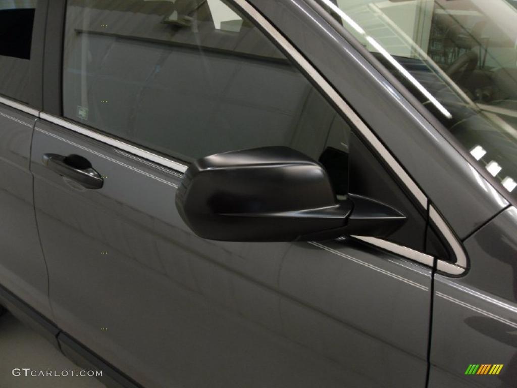2011 CR-V SE - Polished Metal Metallic / Black photo #25