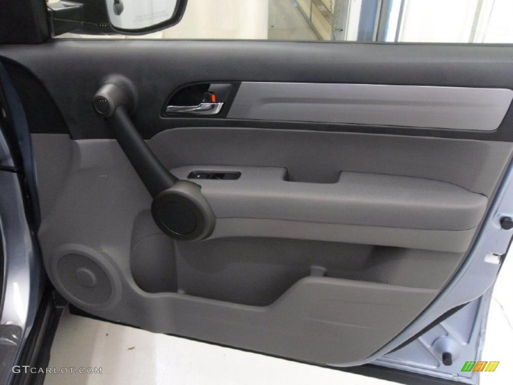 2011 Honda Cr V Se Gray Door Panel Photo 38936542