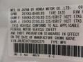 2011 Taffeta White Honda CR-V EX-L  photo #7