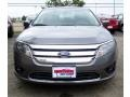 2011 Sterling Grey Metallic Ford Fusion SE  photo #3