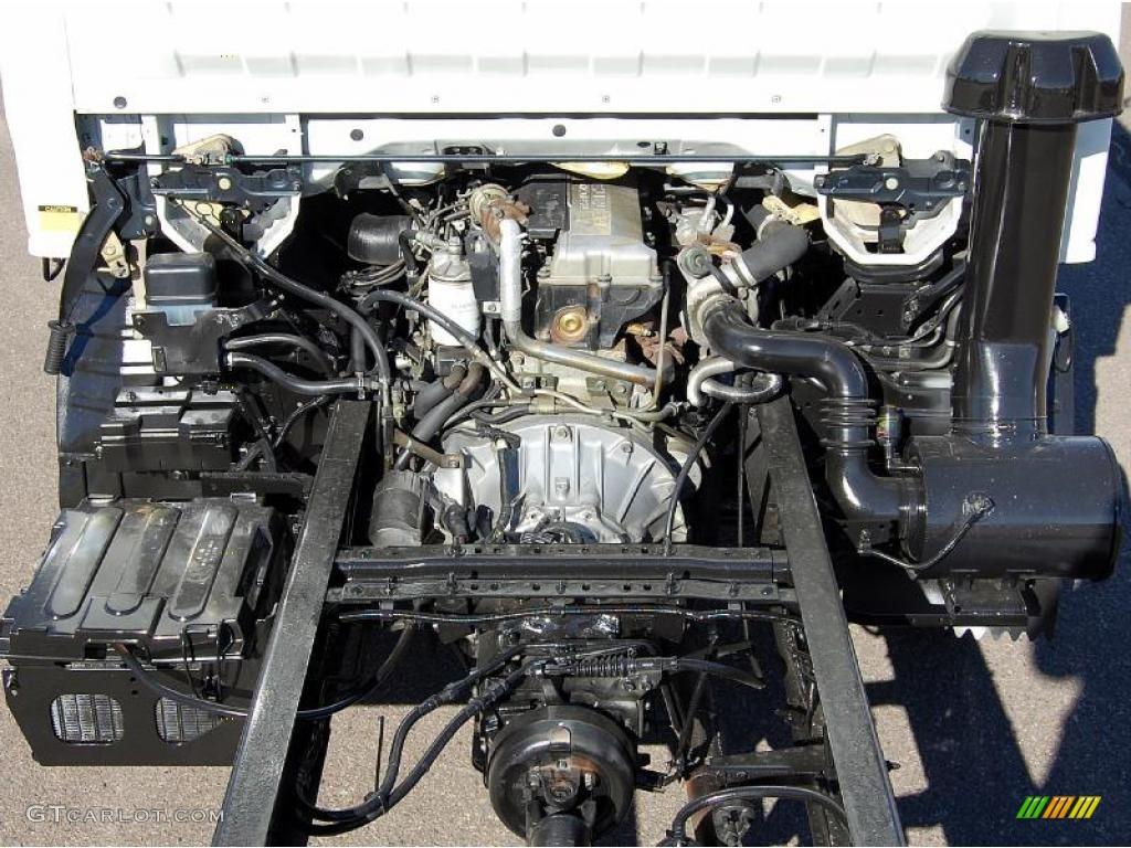 2004 Isuzu N Series Truck NQR Chassis 5.2 Liter OHC 16 ...