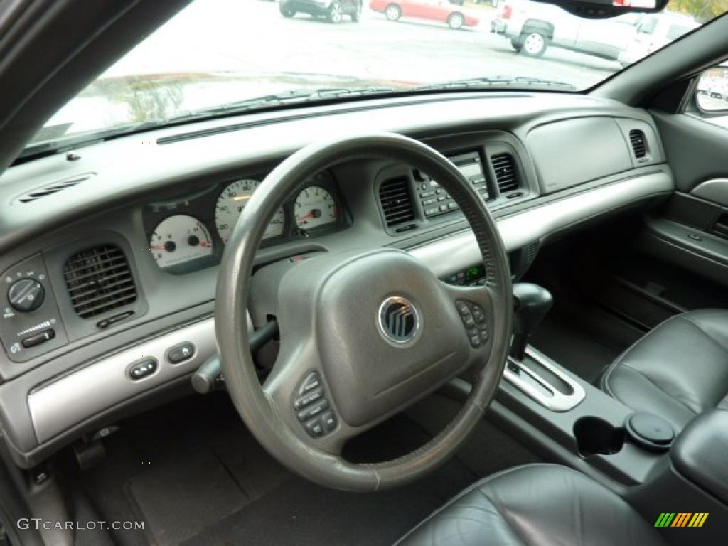 2004 Mercury Marauder Standard Marauder Model Interior Photo #38945038