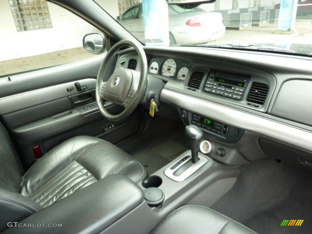 2004 Mercury Marauder Standard Marauder Model Interior Photo #38945138 Photo
