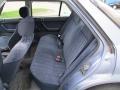 1989 Accord DX Sedan Blue Interior
