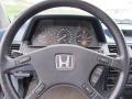 1989 Accord DX Sedan Steering Wheel