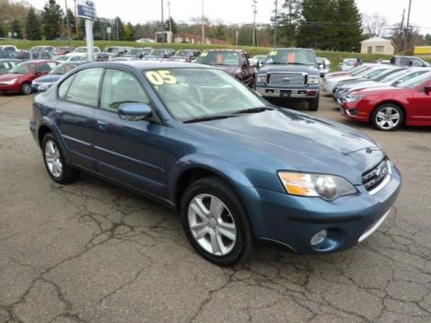 2005 Subaru Outback 3.0 R Sedan Data, Info and Specs