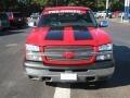 2005 Victory Red Chevrolet Silverado 1500 Regular Cab  photo #8
