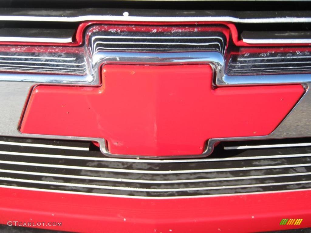 2005 Silverado 1500 Regular Cab - Victory Red / Dark Charcoal photo #20