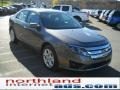 2011 Sterling Grey Metallic Ford Fusion SE  photo #4