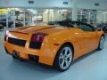 Arancio Borealis (Orange) - Gallardo Spyder E-Gear Photo No. 5