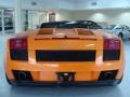 Arancio Borealis (Orange) - Gallardo Spyder E-Gear Photo No. 6