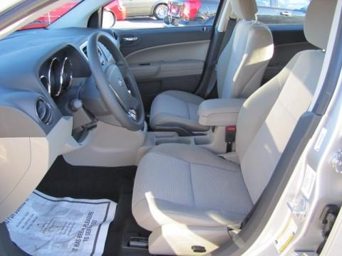 2011 Dodge Caliber Mainstreet Dark Slate/Medium Graystone Interior