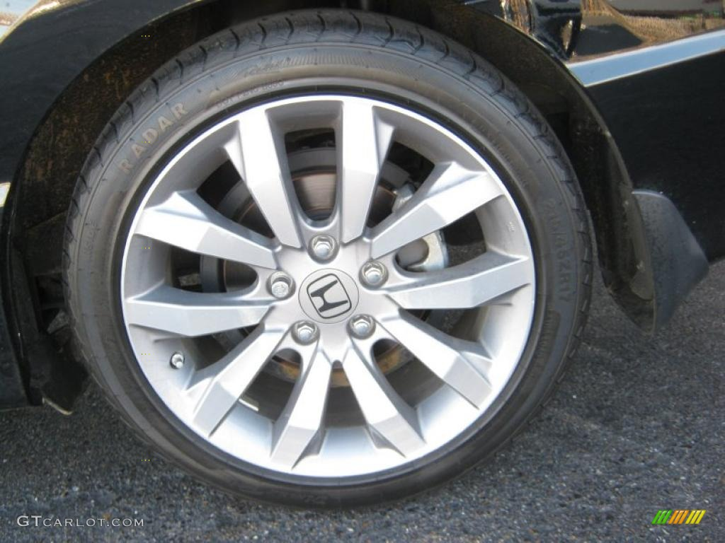 2009 Honda Civic Si Coupe Wheel Photo 38971040 Gtcarlot Com