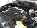 2010 Mineral Gray Metallic Dodge Ram 3500 SLT Crew Cab 4x4 Chassis  photo #26