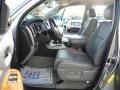 Graphite Gray Interior Photo for 2010 Toyota Tundra #38979775