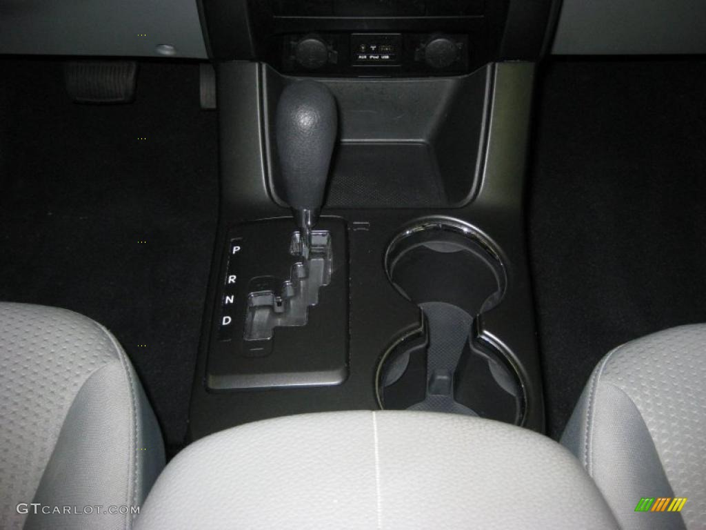 2011 Sorento LX AWD - Spicy Red / Gray photo #27