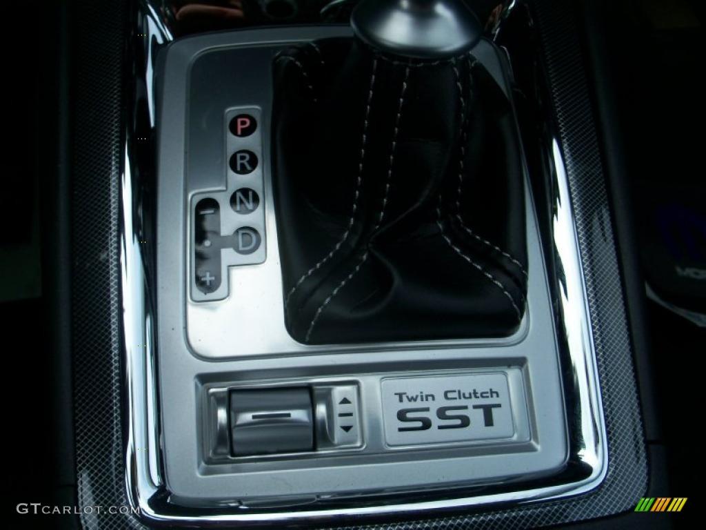 2011 Mitsubishi Lancer Ralliart Awd 6 Speed Twin Clutch Sportronic Transmission Photo 38983769