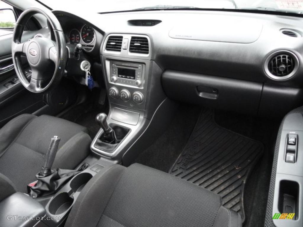 2005 Subaru Impreza Wrx Sedan Interior Photo 38991549