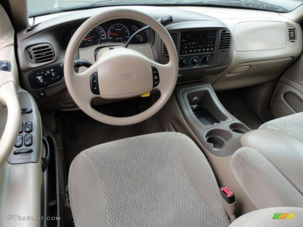 medium prairie tan interior 1999 ford expedition xlt 4x4 photo 38991941 gtcarlot com gtcarlot com