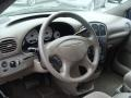 Taupe Dashboard Photo for 2003 Chrysler Town & Country #38992273