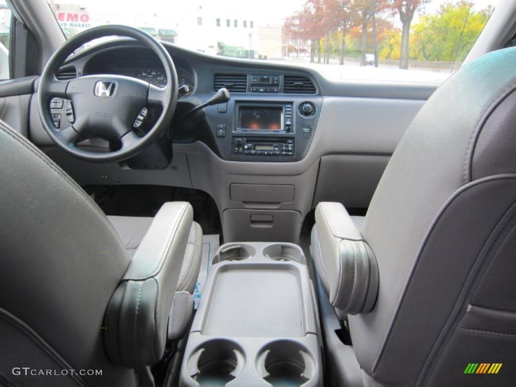 Quartz Interior 2003 Honda Odyssey Ex L Photo 38993853