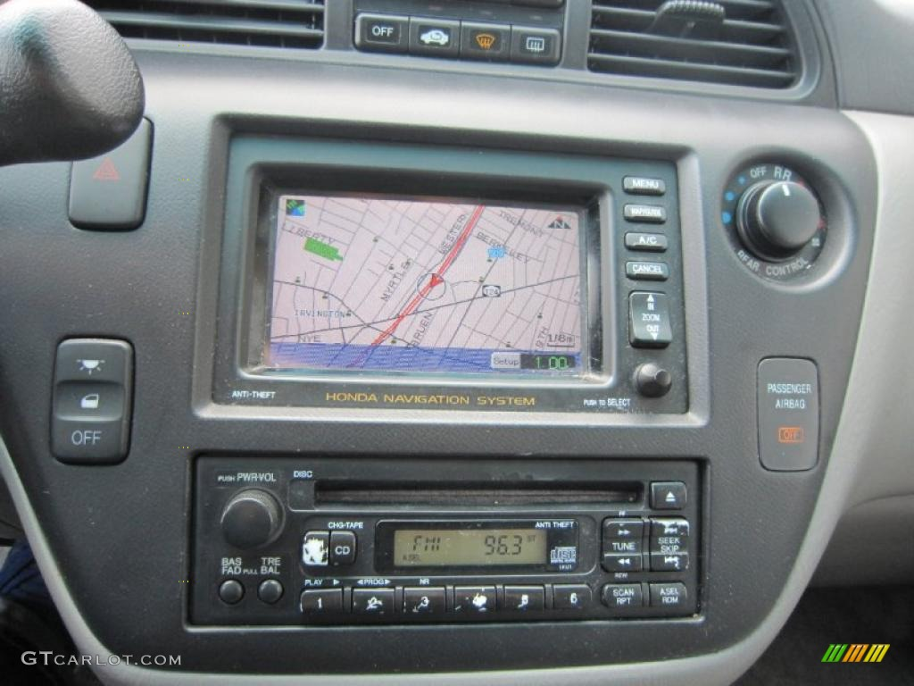 2003 Honda Odyssey Ex L Navigation Photo 38993965