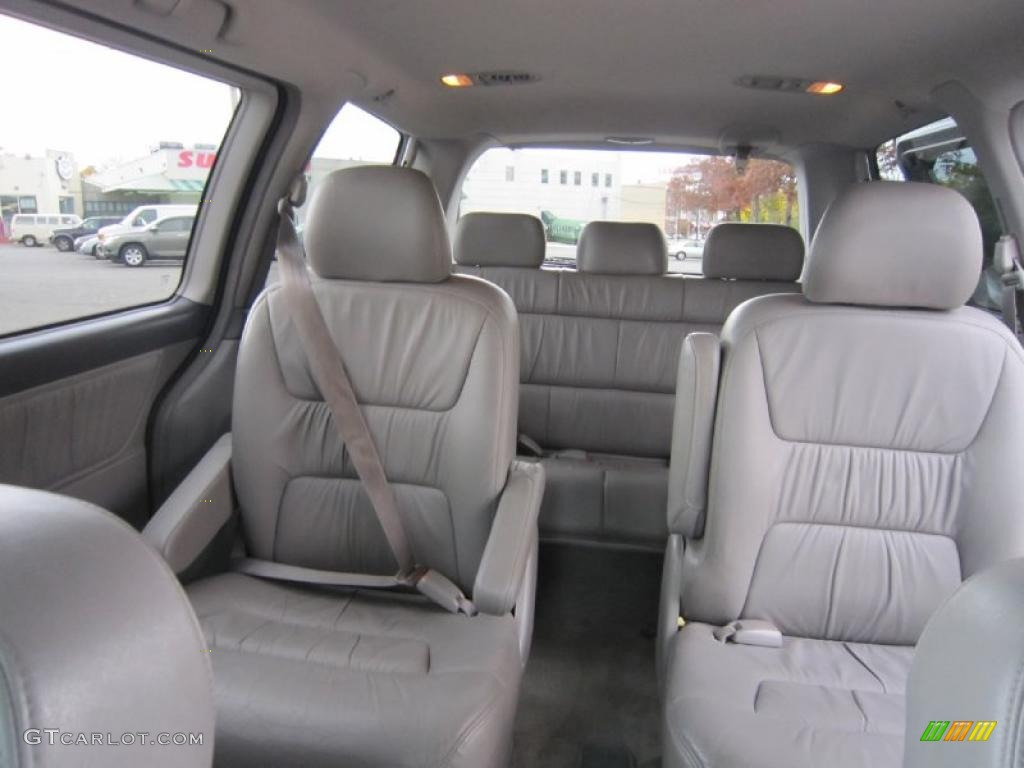 Elegant Quartz Interior 2003 Honda Odyssey EX L Photo #38994025