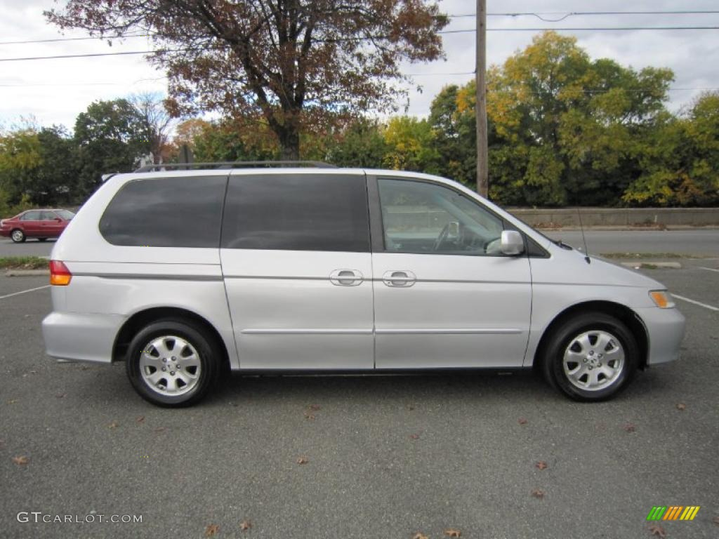 starlight silver metallic 2003 honda odyssey ex l exterior. Black Bedroom Furniture Sets. Home Design Ideas