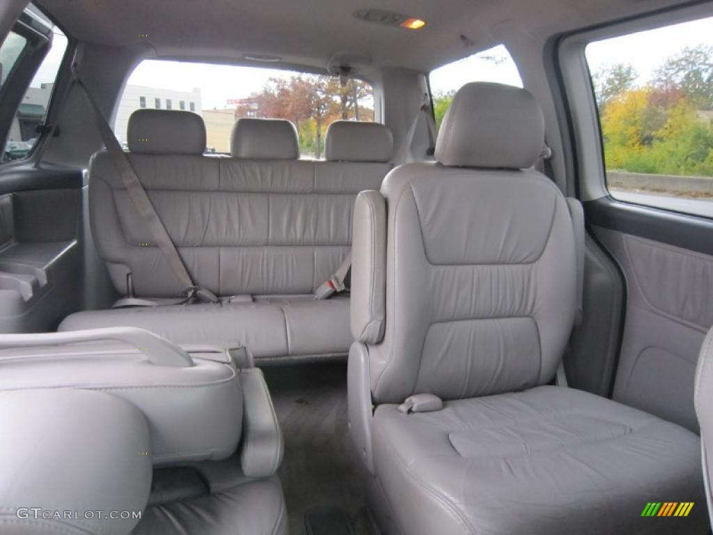 Quartz interior 2003 honda odyssey ex l photo 38994117 for Honda odyssey seating