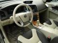 Soft Beige/Esspresso Brown 2011 Volvo XC60 Interiors