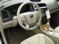 2011 XC60 Sandstone Beige Interior