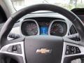 Jet Black/Light Titanium Controls Photo for 2010 Chevrolet Equinox #39001666