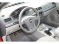 Gray 2007 Chevrolet Cobalt Interiors