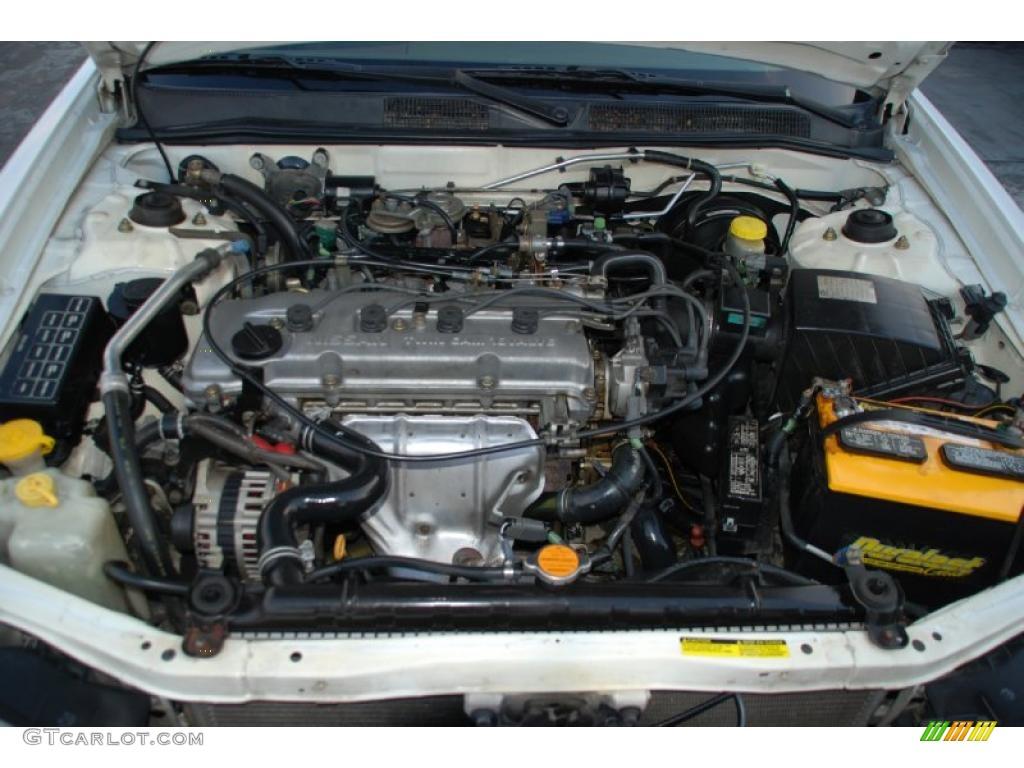 1998 nissan altima gxe 2 4 liter dohc 16 valve 4 cylinder for Nissan altima 2001 motor