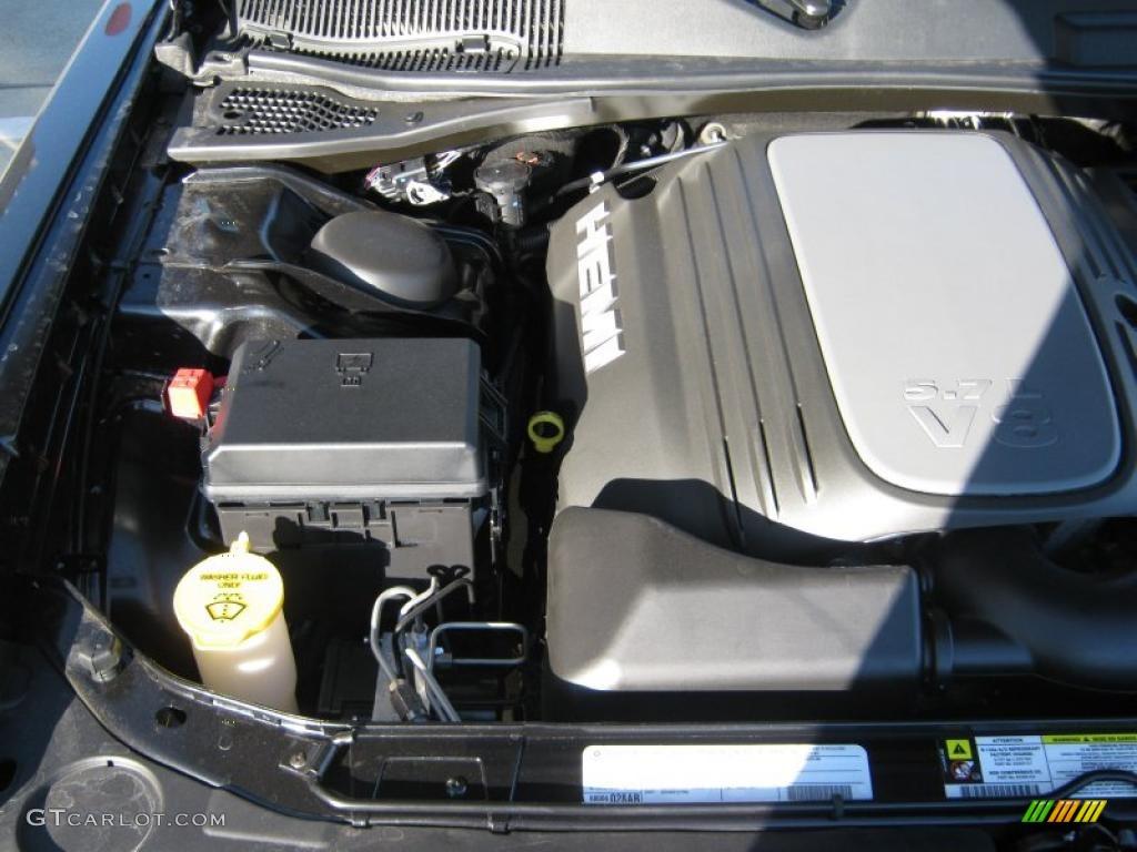 2010 dodge challenger r t 5 7 liter hemi ohv 16 valve mds vvt v8 engine photo 39009542. Black Bedroom Furniture Sets. Home Design Ideas