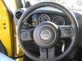 2011 Detonator Yellow Jeep Wrangler Sport 4x4  photo #10