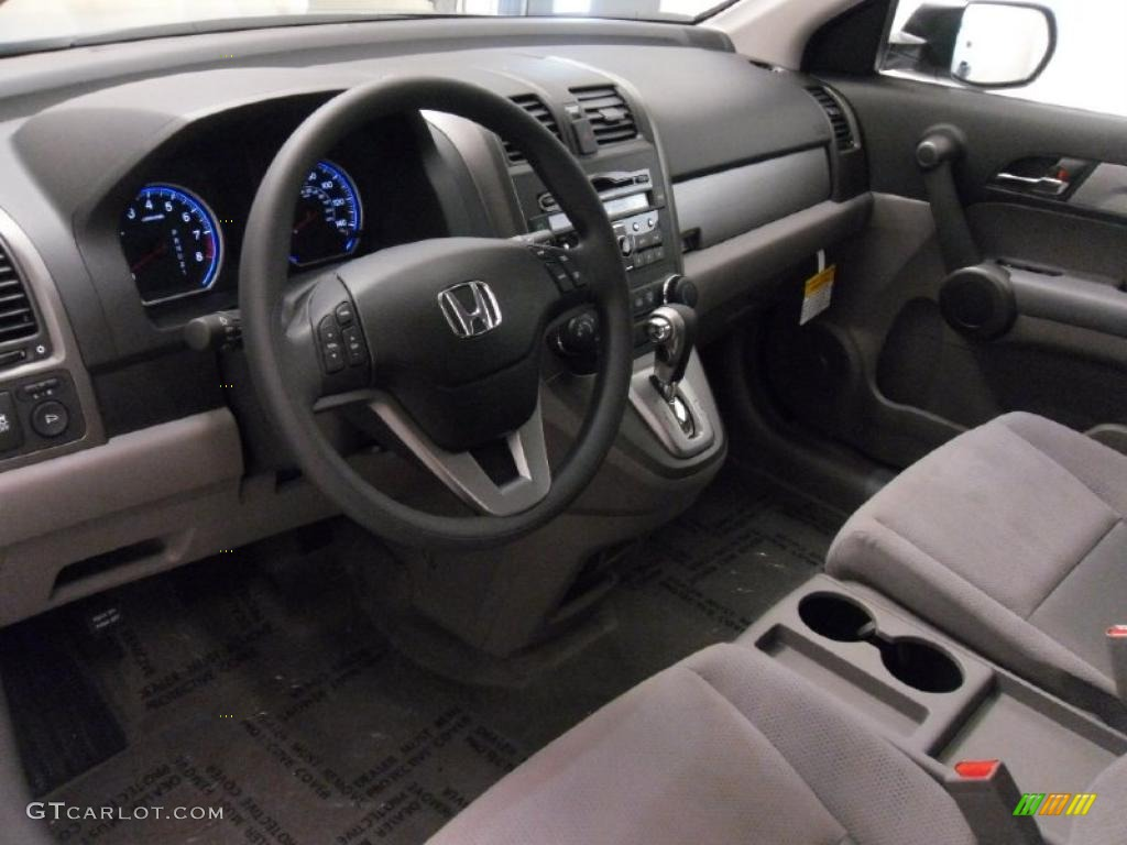 gray interior 2011 honda cr v ex photo 39013407. Black Bedroom Furniture Sets. Home Design Ideas