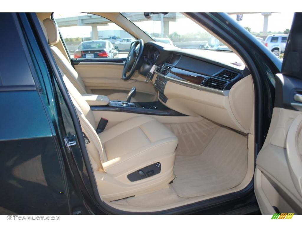 sand beige interior 2008 bmw x5 photo 39014207. Black Bedroom Furniture Sets. Home Design Ideas