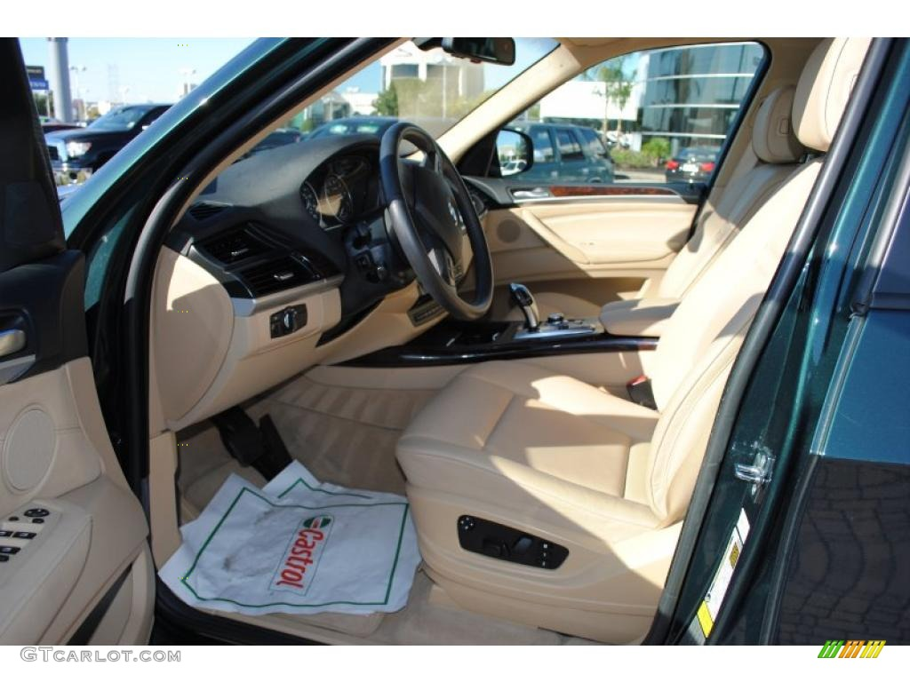 sand beige interior 2008 bmw x5 photo 39014271. Black Bedroom Furniture Sets. Home Design Ideas