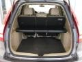 2010 Honda CR-V Ivory Interior Trunk Photo