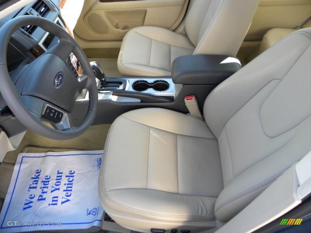 camel interior 2011 ford fusion sel v6 photo 39020391. Black Bedroom Furniture Sets. Home Design Ideas