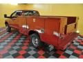 2008 Inferno Red Crystal Pearl Dodge Ram 3500 SLT Quad Cab 4x4 Chassis  photo #3