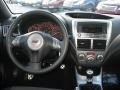 Carbon Black/Graphite Gray Alcantara Dashboard Photo for 2008 Subaru Impreza #39024015
