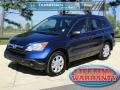 2008 Royal Blue Pearl Honda CR-V EX  photo #1
