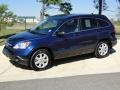2008 Royal Blue Pearl Honda CR-V EX  photo #9