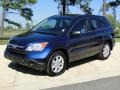 2008 Royal Blue Pearl Honda CR-V EX  photo #10